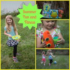 Hidden Exercise for Children #outdoors #activity