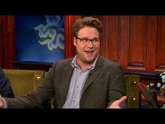▶ Seth Rogen's Hangover Flight From Hell - CONAN on TBS - YouTube