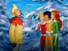 Totally spies once had a crossover episode featuring Martin Mystery Martin Mystery, Crossover Episodes, Best Crossover, Old Cartoons, 2000 Cartoons, Totally Spies, Cartoon Tv Shows, Saturday Morning Cartoons, Kaichou Wa Maid Sama
