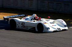 BMW V12 LMR - 1999 Le Mans 24H winner - Driven by J. Muller, J.J Lehto & T.Kristensen