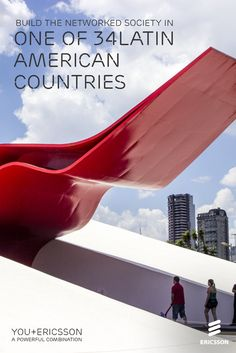 Join Ericsson's growing team of more than 11,000 innovators in Latin America!