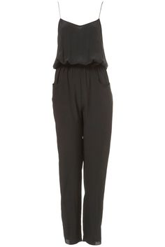 Silk Jumpsuit By Boutique - Rompers - Clothing - Topshop USA