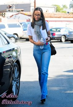 Google Image Result for http://iamritaliciouz.files.wordpress.com/2011/10/zoe-saldana-looks-casual-chic-in-light-blue-jeans-and-gray-scarf-5-680x1024.jpg%3Fw%3D680