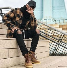 Men's streetwear fall/winter 2017/2018.