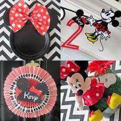 Birthday Party :: Minne Mouse Theme