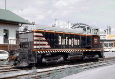 https://flic.kr/p/DUmzka | The Burlington had NW2 sisters 9208 and 9209 in Sterling Illinois on August 21, 1964.  I was there too. | 9209 was build 1941 as EMD builder number 1290 and became BN 506.  Chicago Burlington & Quincy RR