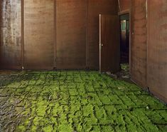 photographer Andrew Mooreis best known for capturing the eerie, yet captivating, feel of decaying and abandoned buildings