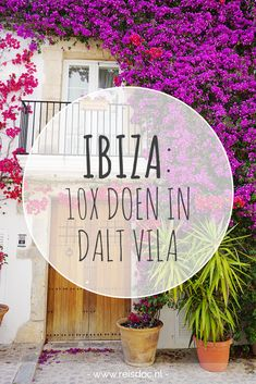 doen in Dalt Vila, het historische gedeelte van Ibiza-Stad Winter Sun Holidays, Crystal Clear Water, Krabi, Places To See, The Good Place, Beautiful Places, Spain, To Go, Explore
