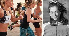 Mutige Kathrine Switzer hat Frauenlauf ermöglicht #News #Entertainment