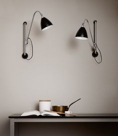 Shop For Gubi Bestlite Wall Lamp Online, ‪Australia. Select From Our Huge, Scandinavian, Modern, Gubi Range. Luminaire Design, Lamp Design, Bauhaus, Ikea Wall Lights, Birmingham, Wall Reading Lights, Design Online Shop, Led Filament, Swing Arm Wall Lamps