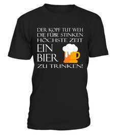 Zeit für Bier!  #gift #idea #shirt #image #mama #mother #family #father #uncle #sister #daddy