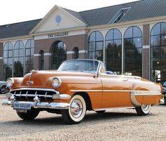 1954 Chevy Bel Air Convertible