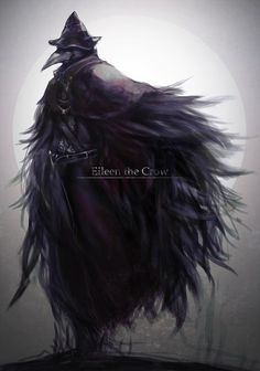 Bloodborne, Eileen the Crow