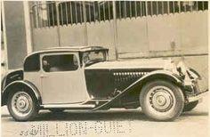 1930 Bugatti Hardtop Sport Coupe Million Guiet Classic Motors, Classic Cars, Vintage Cars, Antique Cars, Bugatti Cars, Automotive Design, Custom Motorcycles, Vroom Vroom, Amazing Cars