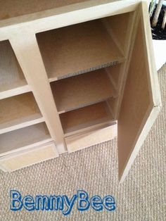 comment cr er un meuble en carton craftroom pinterest cardboard furniture. Black Bedroom Furniture Sets. Home Design Ideas