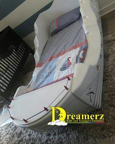 Sailor ship bed Pirate Ship Bed, Golf Bags, Sailor, Nautical