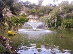 Japanese Tea Gardens, San Antonio,Texas