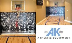 Custom Wood Backed Gym Wall Padding Panels 2 X 6 Padded Wall Custom Wood Basketball Wall