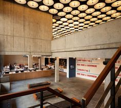 Untitled at The Whitney by Rockwell Group , via Behance Rockwell Group, Whitney Museum, Restaurant Interior Design, Fine Dining, Midcentury Modern, Modern Architecture, Marcel Breuer, Furniture, Group Projects