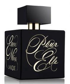 *Encre Noire Pour Elle Lalique