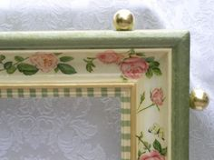 hand painted whimsical furniture