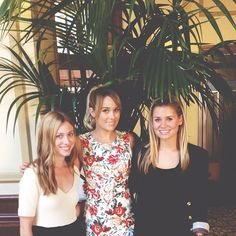 .@laurenconrad_com | team LC had the best time with miss @Lauren Dailey-Conrad at the #xoecolove luncheon ... | Webstagram - the best Instagram viewer