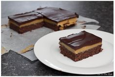 "Caramel Fudge Brownies ""best by"" Fudge Brownies, Caramel, Plates, Baking, Desserts, Recipes, Google Search, Food, Caramel Fudge"
