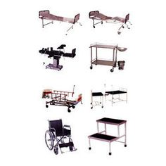 Hospital Furnitures - Hospital Furniture and Examination Table / Couch Supplier & Distributor from Chennai, India