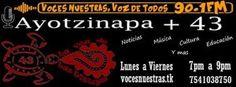 La cartera de prensa y propaganda de la Normal Rural de Ayotzinapa solicita apoyo