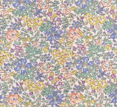 Vintage Liberty fabric - vintage Liberty of London cotton fabric  remnant  33 x 15.5. $20.00, via Etsy.