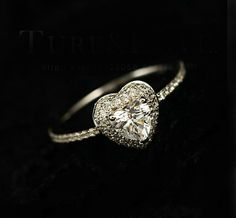 Heart Ring... I wannntttt.