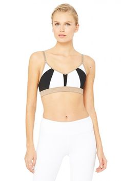 0779a91b14743 Trace 2 Bra - White Black Gravel - New Arrivals - Featured
