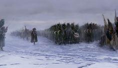 Napoleon Army in Russia