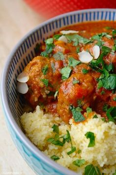 Marokkaanse gehaktballetjes in tomatensaus - Lovemyfood.nl