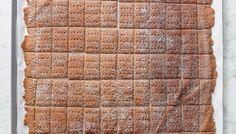 Cinnamon-Toast Graham Crackers