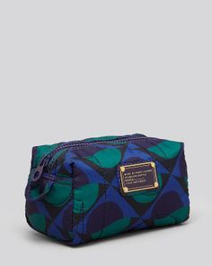 MARC BY MARC JACOBS Cosmetic Case - Pretty Nylon Etta Print Small | Bloomingdale's