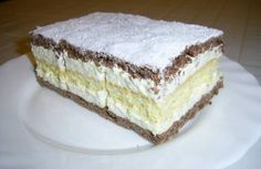 Vanilla Cake, Nutella, Tiramisu, Cookies, Ethnic Recipes, Desserts, Budapest, Food, Crack Crackers
