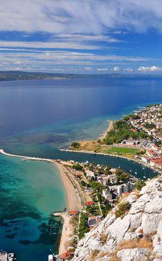 Omis, Croatia www.totalcroatia.eu