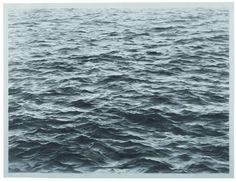 Vija Celmins - Untitled (Big Sea #1)