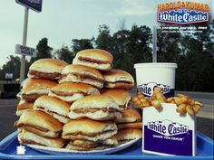White Castle Burgers at home!