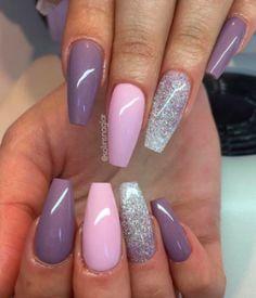 Spring Nail Colors #nails