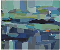 Cobalt Blue by Lisa Fernald Barker