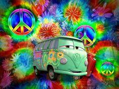 Love hippie stuff