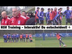 HSV Training Interaktiv, Du kannst entscheiden.