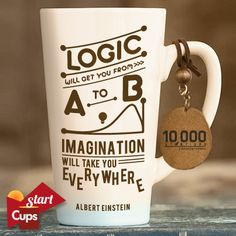 Where's your imagination leading you? #StartCups