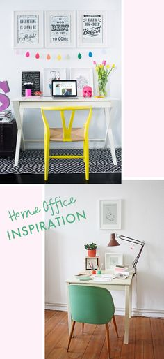 Home Office Inspiration Decorating Small Spaces, Interior Decorating, Interior Design, Home Office Closet, Salvaged Furniture, Sweet Home, Home Decor Inspiration, Decoration, Office Decor