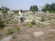 北京・豊台区、南崗洼橋