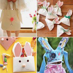 30  DIY Bunny Bags