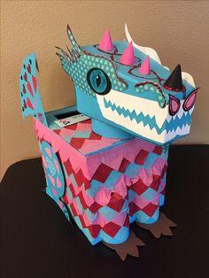 Dragon Valentine box