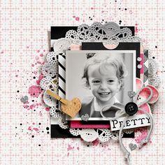 pretty - Digi Born To Sparkle